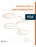 INTRODUCCION A LEAN CONSTRUCTION
