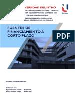 Fuentes de Financiamiento a Corto Plazo v2