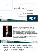 El Proyecto Delta