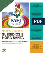 celebração Mej Set 2015