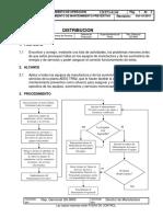T2FP75-02 00 Procedimeinto Mantenimiento Preventivo