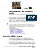 Configuring IEEE 802.1Q and Layer 2 Protocol Tunneling