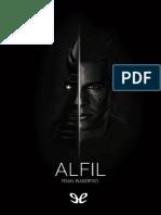 Barrero Fran – Alfil - Alfil Negro