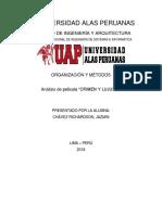"""Analisis """"CRIMEN Y LUJURIA"""".docx"""