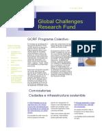 Newsletter GCRF