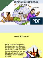 Historia portatil de la literatura infantil
