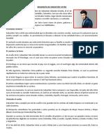 Biografía de Sebastián Yatra
