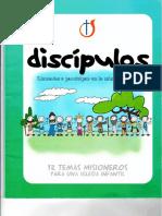 Discípulos Llamados a Participar en La Misión de Dios