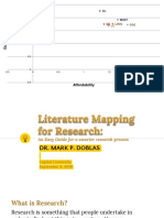 Literature Mapping