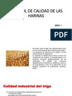 Cereales germinados calidad
