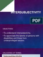 Intersubjectivity_john Karl d. Fernando