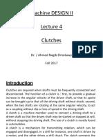 Lec 4 Machine Design Course