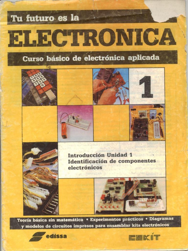Curso Basico De Electronica Aplicada 1 Pdf