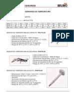 Catalogo de Accesorios Belimo supremo