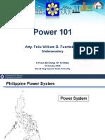 Iloilo Energy 101 05 Power 101