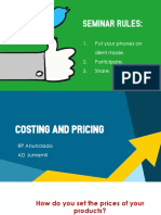 Costing and Pricing Compressed 1 1
