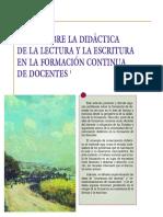 Notas sobre la didáctica de le lectura y la escritura_Castedo.pdf