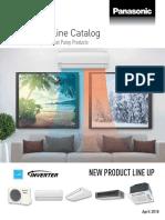 Mini-Split Full Line Catalog
