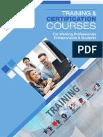 Training lists
