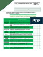 Formato Evaluación de Desempeño Del Practicante.docx