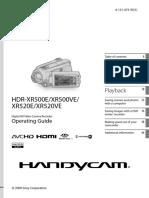 Sony HDR XR500 Video.pdf