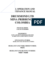 Skimmer_OWS IOM Manual