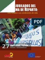 Revista Gspf 27 Los Jubilados Del Sistema de Reparto 0