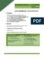 CP-HIK-20191002 - HikVision Training Day en MOBE SRL Parana