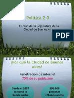 Uso de Internet en Campanas Politicas