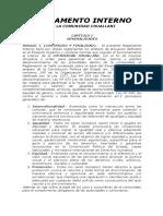4. Reglamento Interno
