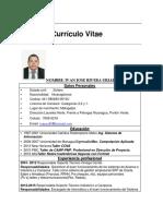 Curriculum Ivan RU