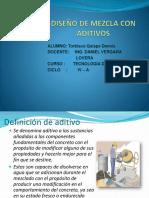 Diseño de Mezcla Con Aditivo 01