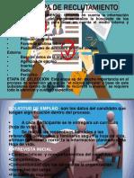 Diapositivas Etapa de Reclutamiento