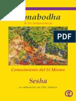 Atmabodha - Sesha - Enero 2014