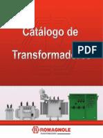 Catalogo Transformadores