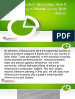 How It Helps Ensure Infrastructures Built Deliver