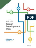 2019 Transit Development Plan