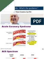 Slide WS ACS Dr. Wayan Aryadana Sp.jp(K) - WS 1