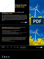 SAP Case Study Global Energy Provider Cloud
