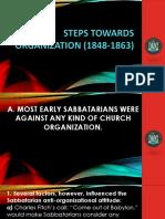 AH Organization of the Church