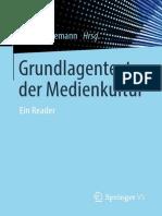 Andreas Ziemann Grundlagentexte Der Medienkultur Ein Reader 1