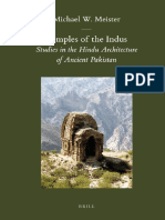 (Brill's Indological Library) Michael W. Meister - Temples of the Indus_ Studies in the Hindu Architecture of Ancient Pakistan-BRILL (2010)