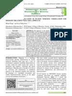 Elastic Niosomes Vol. 9 Issue 11 Nov 2018 IJPSR RA 9879