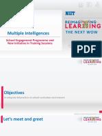 Multiple Intelligences Draft