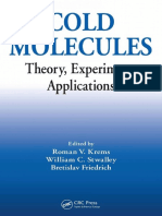 L Cold-molecules Krems(Ed) 2009