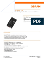 OSRAM ELECTRONIC BALLAST