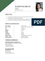 RESUME JUDY PALARUAN 2015.docx