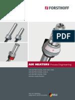 Air Heaters Process Engineering