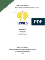 Laporan lengkap fisiologi hewan Operkulum Ikan Mas.docx