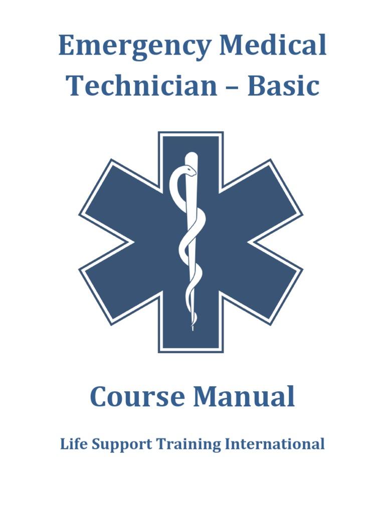 Lsti Emt B Manual Emergency Medical Technician Emergency Medical